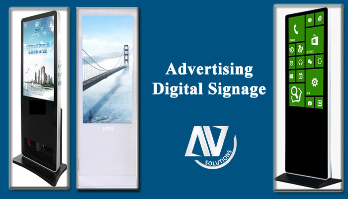Digital Signage Rental Services Malaysia Av Solutions